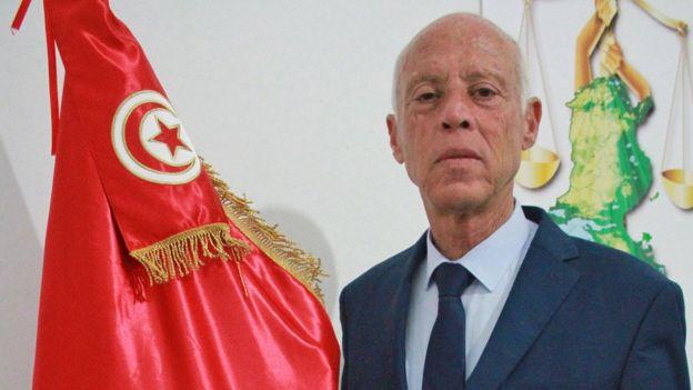 المرشح الرئاسي التونسي سعيّد: لم أطلب دعما خارجيا وأرفض أي تدخل