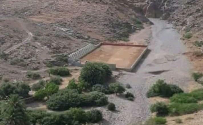 حريم النهر والوادي في الفقه الإسلامي (بحث شرعي علمي على هامش فاجعة سيول تارودانت)
