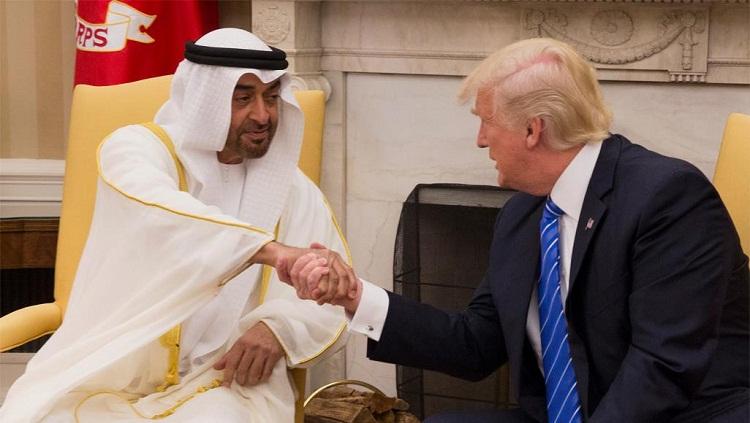 """""""مخبر"""" أمريكي لبناني: الرياض وأبوظبي دعمتا حملة ترامب للرئاسة"""