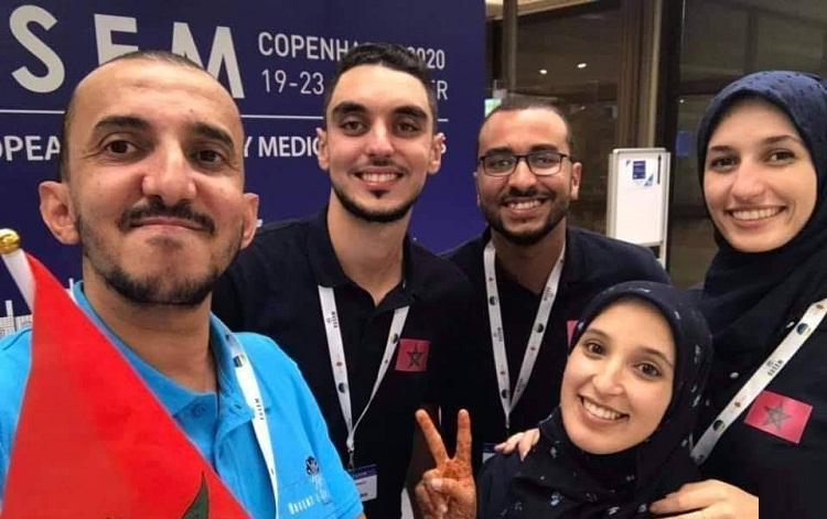 فريق مغربي لطلبة الطب يفوز بلقب مسابقة المحاكاة الطبية التي تنظمها الجمعية الأوروبية لطب المستعجلات