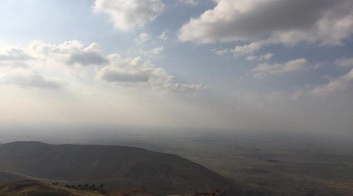 جبال الأطلس حيث جمال الطبيعة والغمام في المرتفعات قريب منك (مزوضة إقليم شيشاوة)
