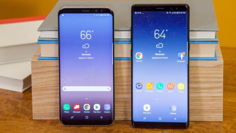 خطأ من سامسونغ يربك مستخدمي هواتفها الذكية