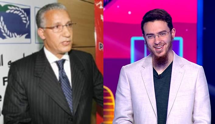 """من هو والد المتسابق المغربي في مسابقة """"نجوم العلوم"""" بقطر يوسف العزوزي؟!"""