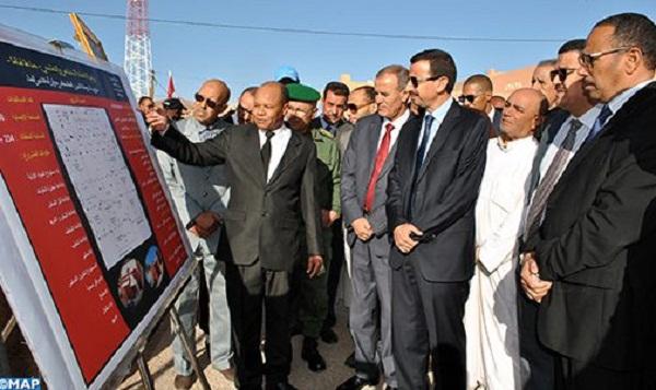 طاطا: مشاريع تنموية بمناسبة ذكرى عيد الاستقلال