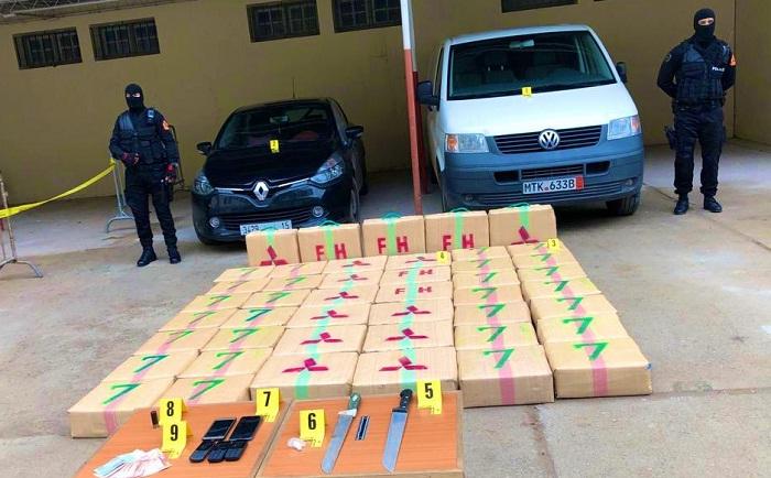 فيديو.. جهود المصالح الأمنية في مكافحة شبكات الإتجار في المخدرات