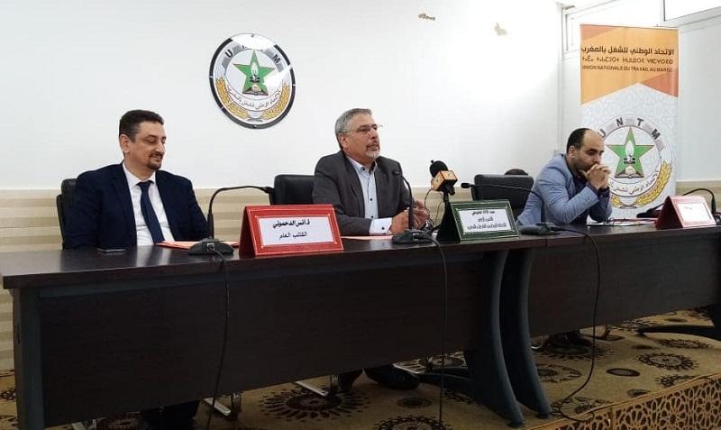 """نقابة untm في التعمير تطالب الوزيرة الجديدة بـ""""محاربة الريع"""""""