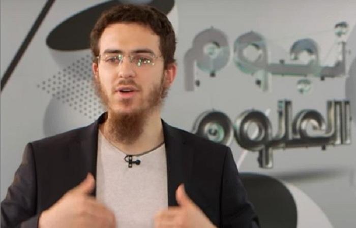 """إخبار غير رسمي بفوز المخترع المغربي يوسف العزوزي بمسابقة """"نجوم العلوم"""" في دورتها 11 بقطر"""