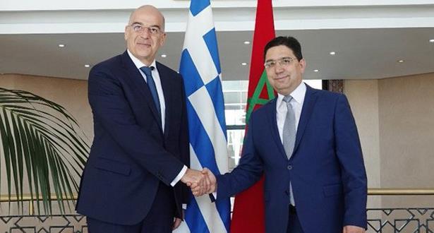 """اليونان تعتبر المبادرة المغربية للحكم الذاتي """"مقاربة جدية وذات مصداقية"""" من أجل التوصل إلى حل لقضية الصحراء"""
