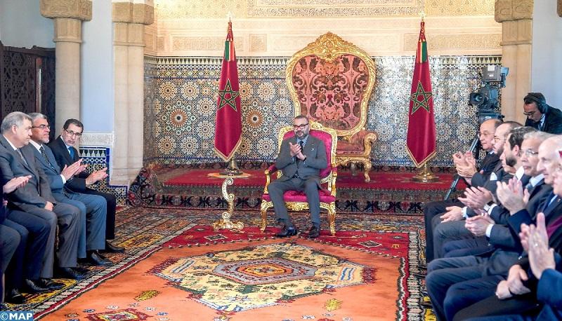 الملك يترأس حفل تقديم البرنامج المندمج لدعم وتمويل المقاولات وتوقيع الاتفاقيات المتعلقة به