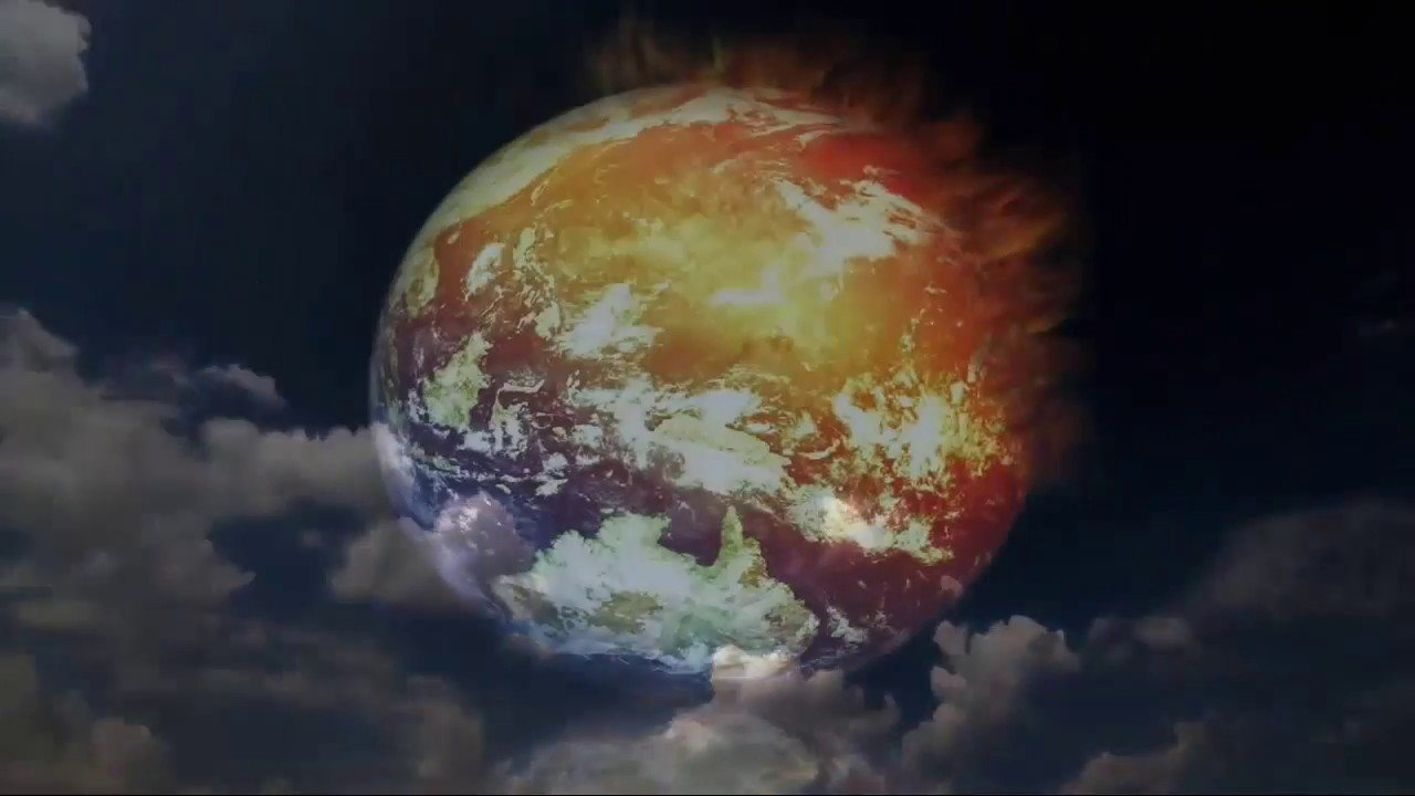 الاحتباس الحراري يسبب كارثة على الارض