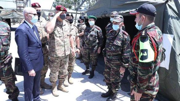المستشفى العسكري المغربي ببيروت.. إجراء أزيد من 9400 خدمة طبية لمتضرري الانفجار