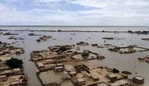 صورة.. فيضانات السودان