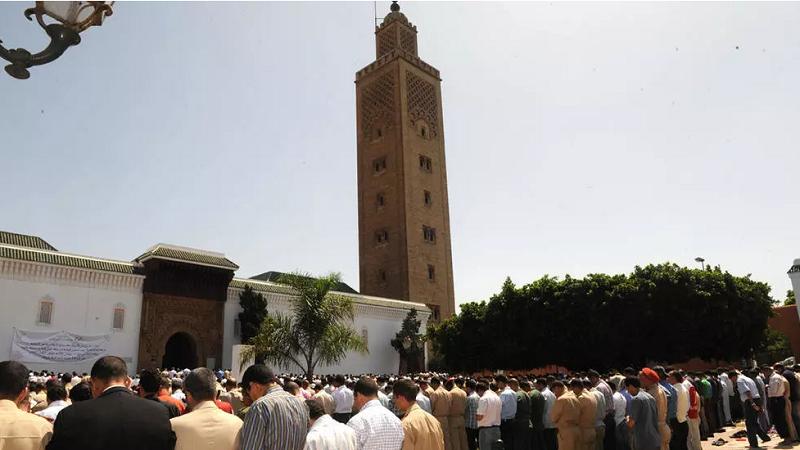 مسجد السنة الرباط