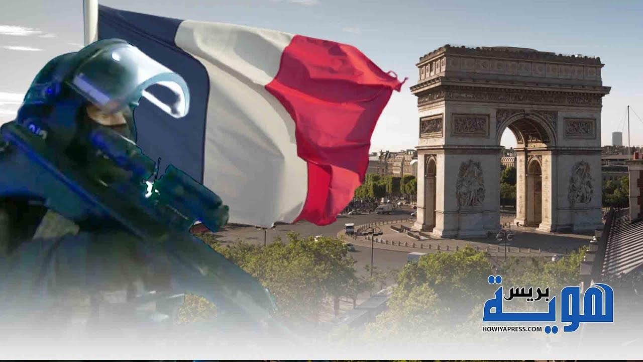 فرنسا المسلمون