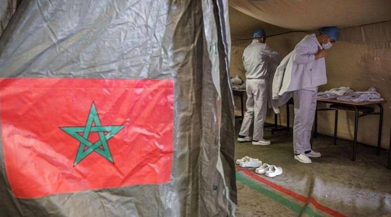 شهادة التلقيح لمن يرغب في التنقل بين المدن بالمغرب