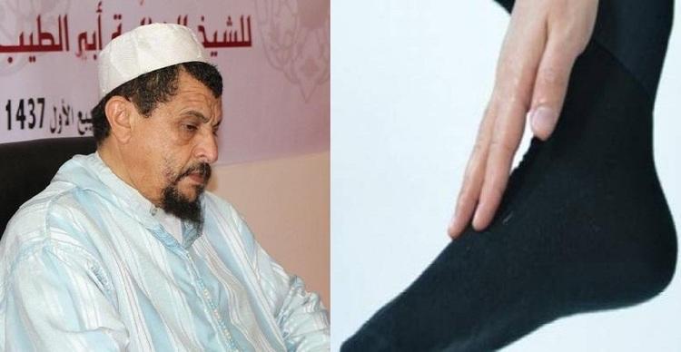المسح على الخفين وفتوى الشيخ مولود السريري