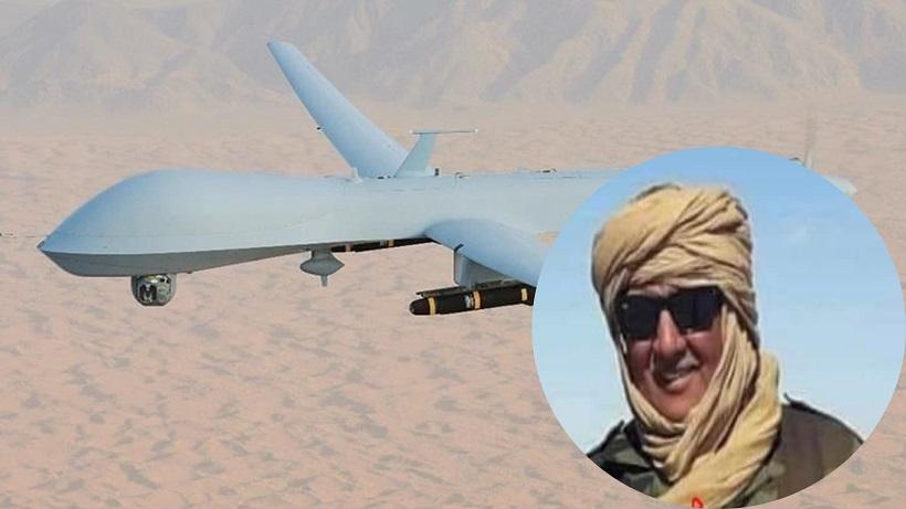 الدرون المغربية تسقط قيادي ثاني بالتنظيم الإرهابية للبوليساريو