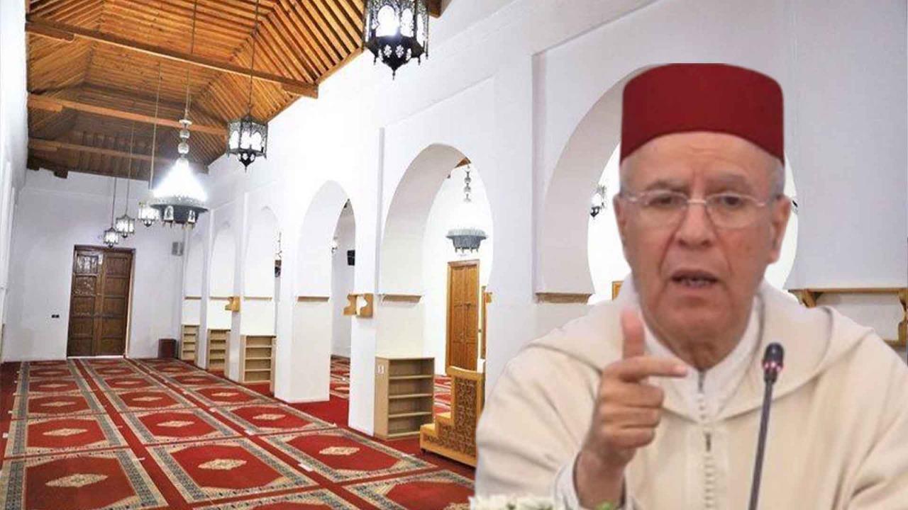 وزير الأوقاف والشؤون الإسلامية