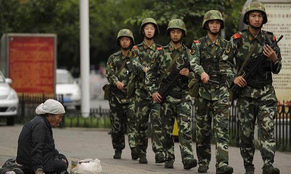 الصين.. انفجار في محطة قطارات بإقليم شينجيانغ ذي الغالبية المسلمة
