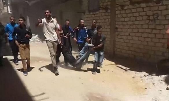 10 قتلى بتفريق الأمن لمظاهرات ضد الانقلاب بمصر
