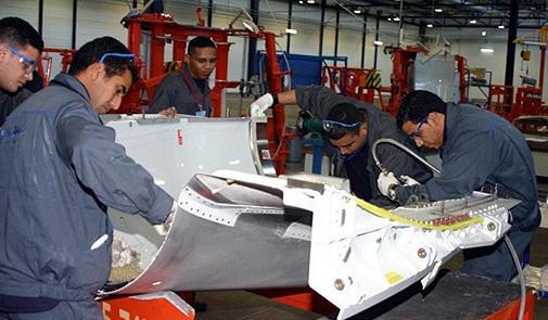المغرب البلد الأكثر جاذبية في المنطقة لشركات صناعة الطائرات في العالم