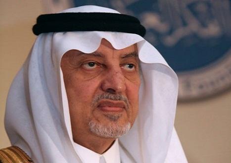 بندر بن خالد الفيصل يدعو بان كي مون إلى مؤتمر للفكر بالمغرب
