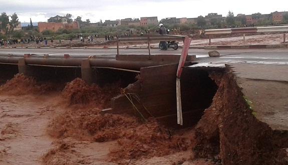 تعليق الدراسة بـ83 ابتدائية و12 ثانوية وإعدادية بإقليم الحوز جراء الفيضانات