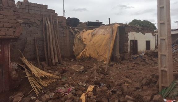 انهيارات أرضية تهدد أزيد من 200 هكتار بإقليم آسفي