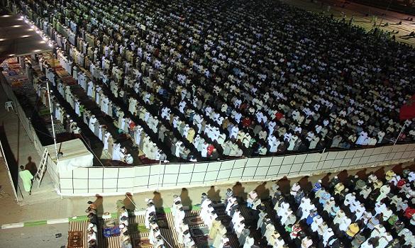 بشرى: التهيئة جارية لأكبر مصلى في مدينة سلا.. مصلى التراويح حي الانبعاث