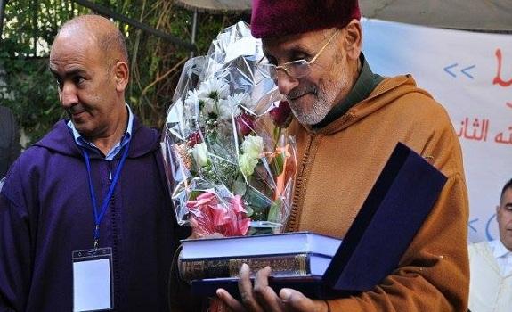 الدكتور محمد الروكي ينعي للمغاربة المحقق الدكتور عبد الله الترغي رحمه الله