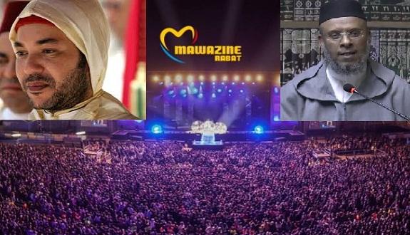 الشيخ المصطفى لقصير يوجه رسالة إلى الملك ويطالبه بإلغاء «مهرجان موازين»