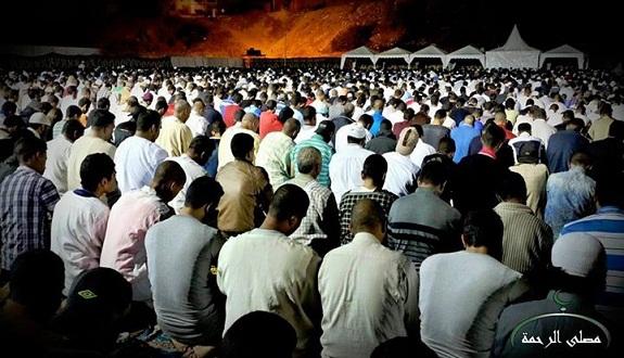 من مصليات ومساجد ربوع المغرب: مصلى حي الرحمة بمدينة سلا (ح2)