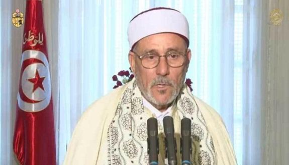 علمانيو تونس يشنون حملة ضد المفتي لأنه رفض مصافحة مسؤولة حكومية