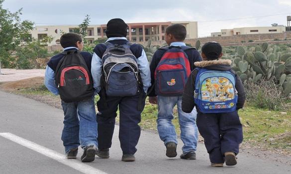 توضيحات وزارة التربية الوطنية حول نسبة الهدر المدرسي