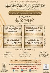 دورة السلطان محمد بن عبد الله العلوي