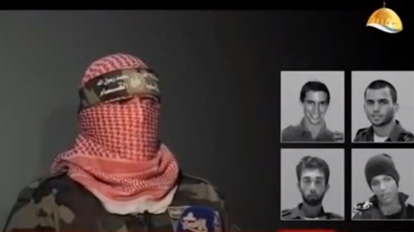 بالفيديو.. القسام تصدم الصهاينة وتنشر صور أربعة جنود أسرى لديها