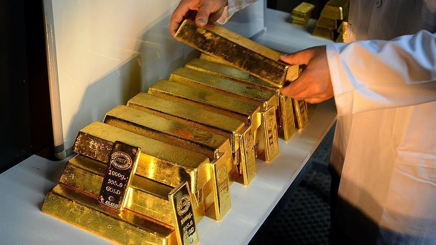 قفزة قياسية لأسعار الذهب بسبب توترات الشرق الأوسط