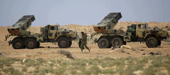 الجيش المغربي يتدرب على التصدي للهجمات الكيمياوية