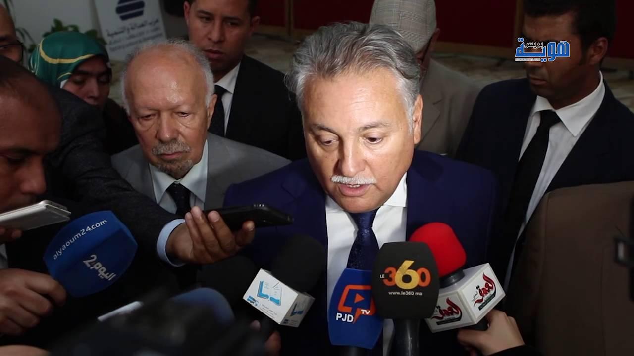 رفاق نبيل بن عبد الله يطالبون بفك الارتباط بالعدالة والتنمية