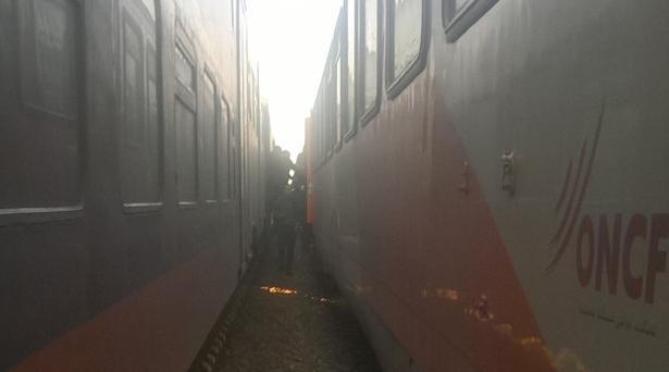 حمار..يتسبب في تعطيل حركة القطارات بين الرباط والبيضاء