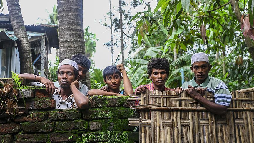 حكومة ميانمار تشترط أوراقا ثبوتية لعودة لاجئي الروهنغيا