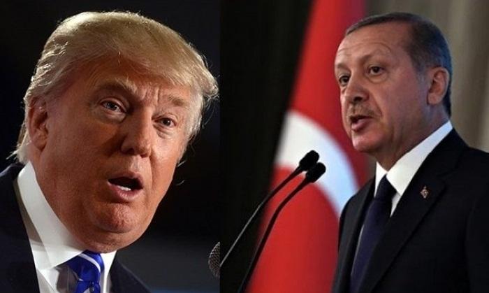أردوغان يصل واشنطن تلبية لدعوة ترامب