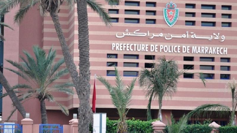 أمن مراكش يفكك عصابة إجرامية تنشط في السرقة تحت التهديد بالسلاح الأبيض