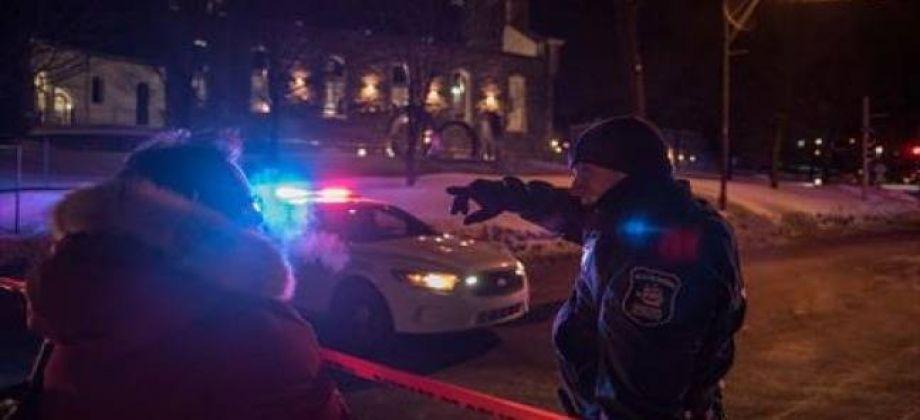 هجوم آخر على مسجد بكندا