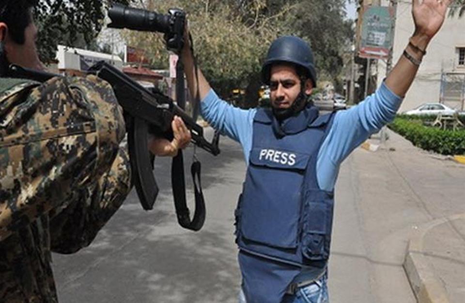 مراسلون بلا حدود: 80 صحافيا قتلوا عام 2018