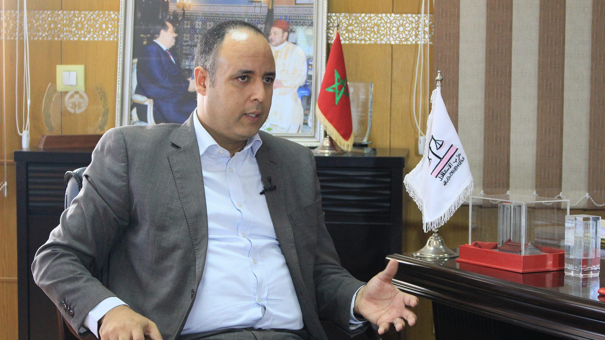 بنحمزة غاضب من الإعلام العمومي بسبب إقصاء شباط وتلميع نزار بركة