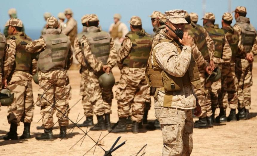 الجيش المغربي يشعل أزمة بين موريتانيا وفرنسا