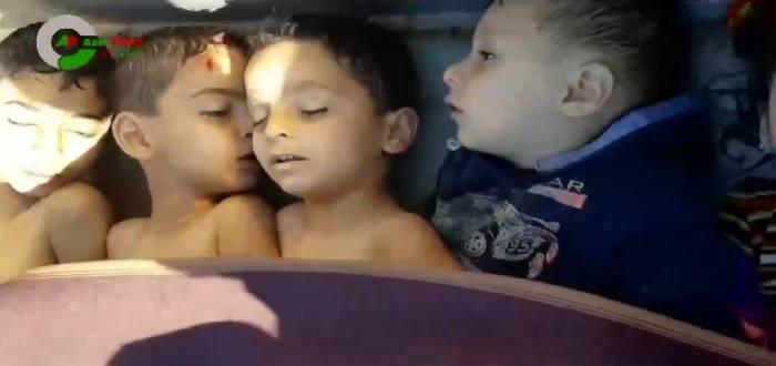 215 هجوما كيميائيا لنظام الأسد تبرز عدم اكتراثه بالتحذيرات الدولية