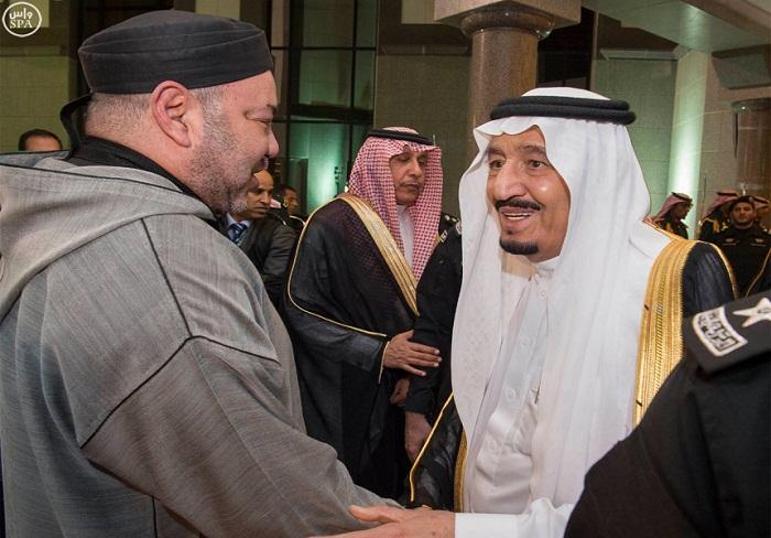 أول اتصال هاتفي بين ملك السعودية وملك المغرب بعد الأزمة بين البلدين