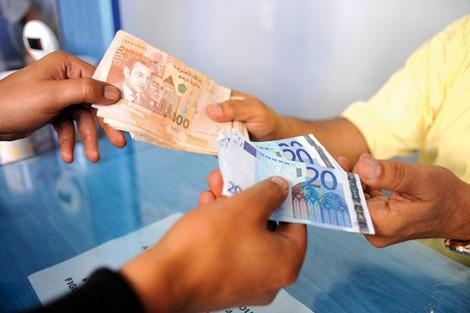 ارتفاع الدرهم بـ 0,12 في المائة أمام الأورو